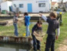 atelier la pêche