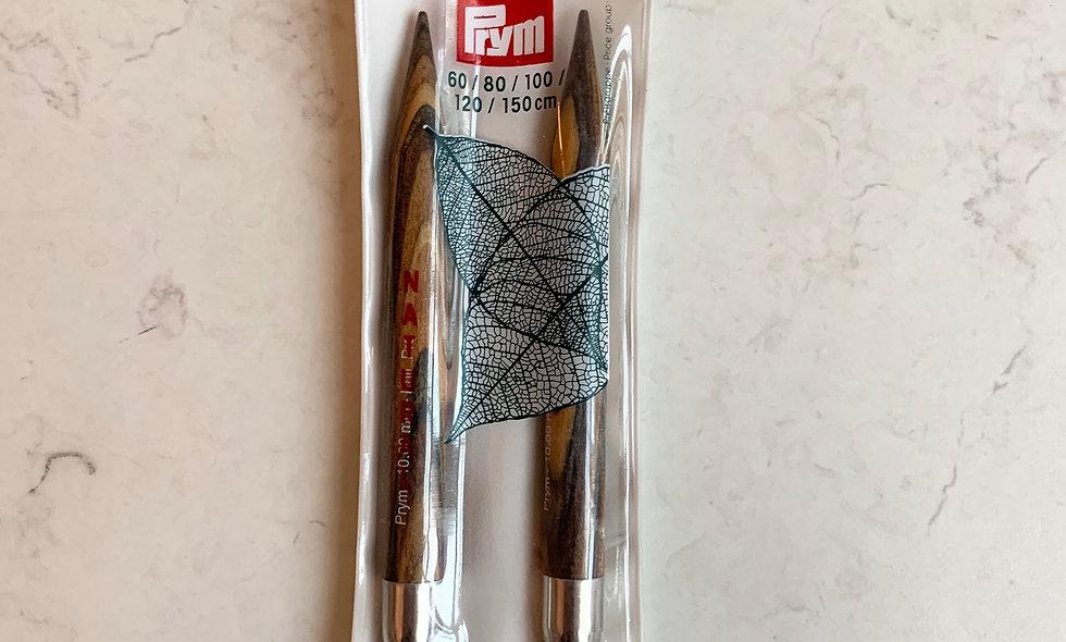 KnitPro natural kabelpinde 10,00 mm