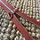 Thumbnail: Lynlås 35 cm - rust