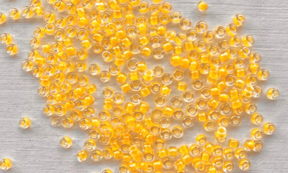 Glas orange  9/0