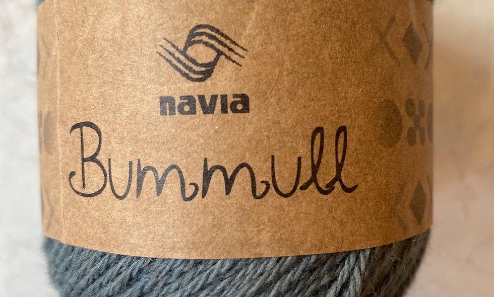 NAVIA Bummull (mørk grøn/grå)