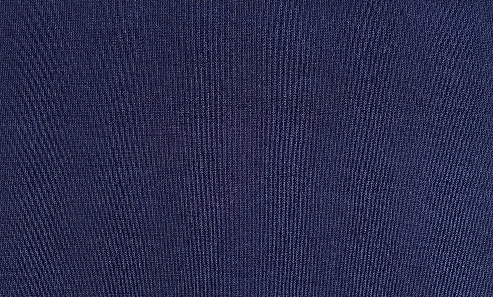 Modal jersey Blå (pr 25 cm)
