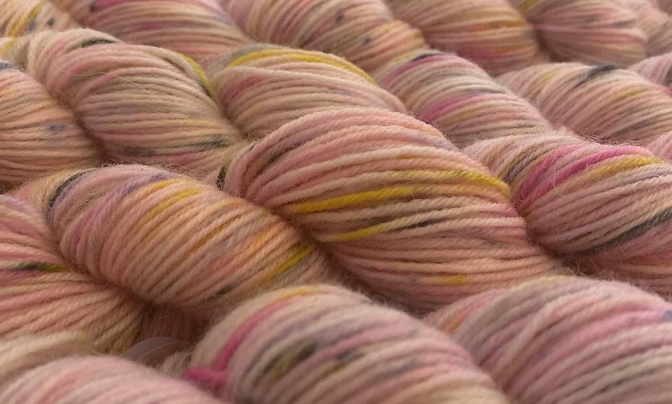 Rainbow (strømpegarn) 50 gr