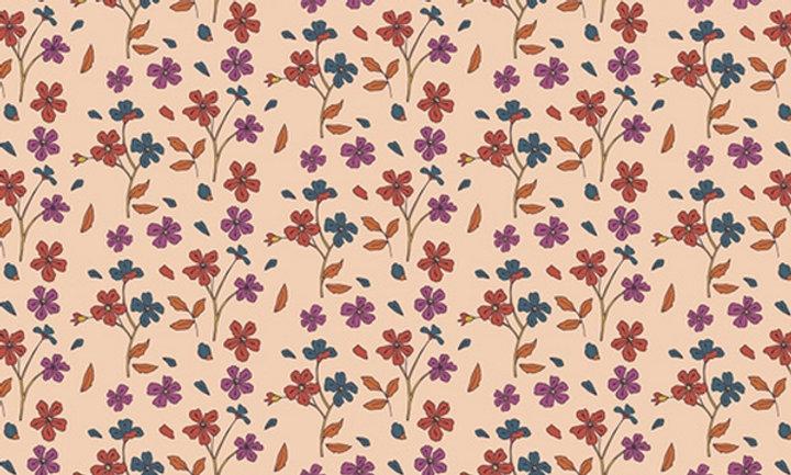 Art Gallery Fabric COZY DITSY (pr 25 cm)