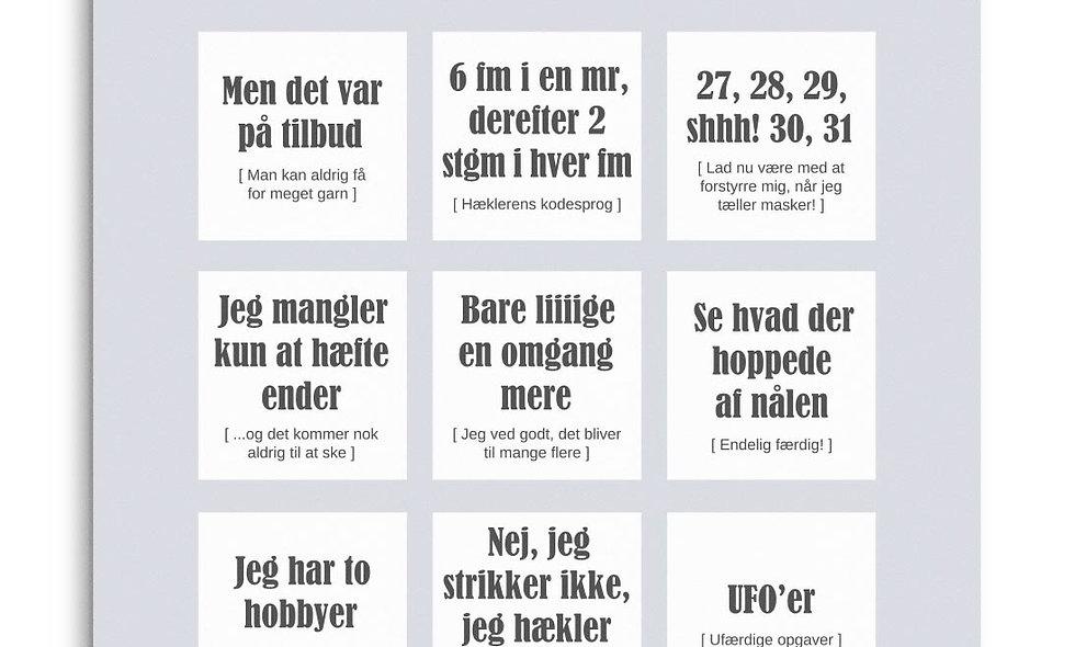 Dialægt kort HÆKLEREN