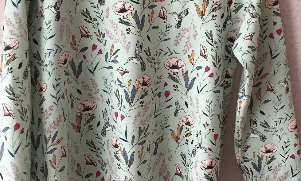 Jersey kjole (str. 3 år)