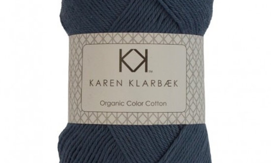 Jeans blue (økologisk bomuld)