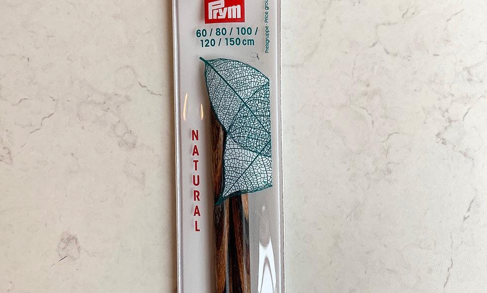 KnitPro natural kabelpinde 6,00 mm