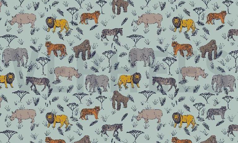 Serengeti safari (pr 25 cm)
