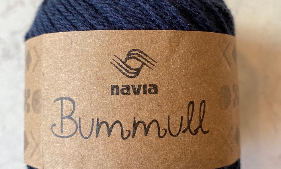NAVIA Bummull (marineblå)