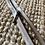 Thumbnail: Lynlås 70 cm -  beige