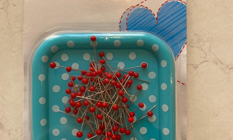 Magnetboks med nåle