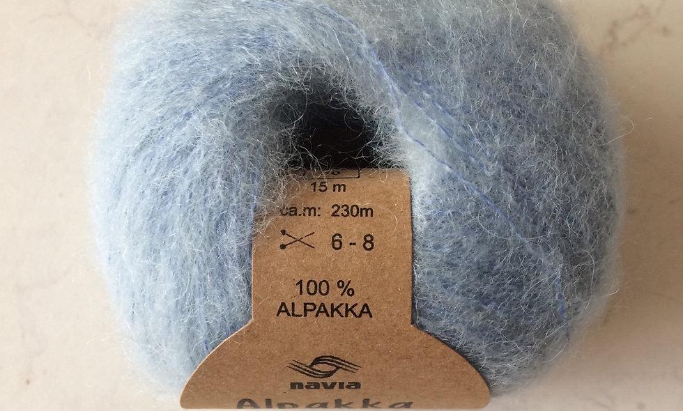Alpakka (aqua)