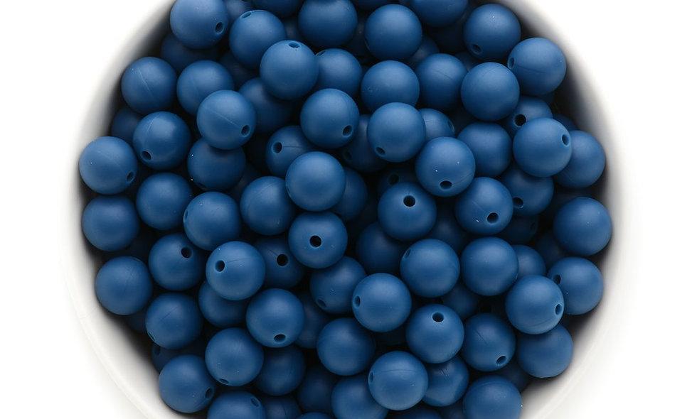 Safir blå