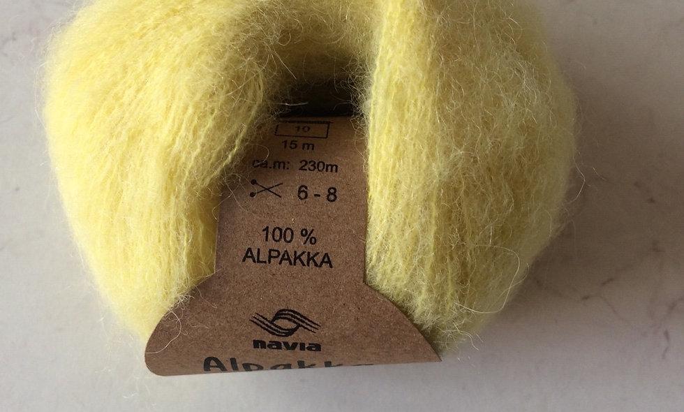 Alpakka (gul)