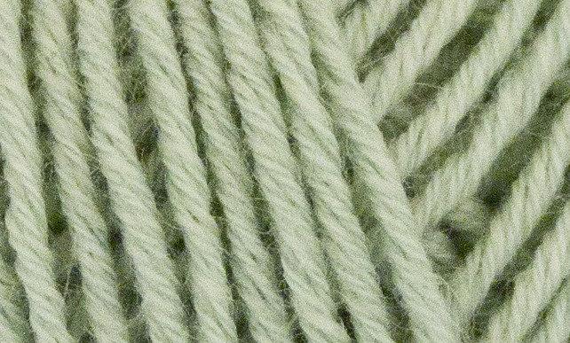 Fino Organic Cotton + Merino Wool (lys grøn)