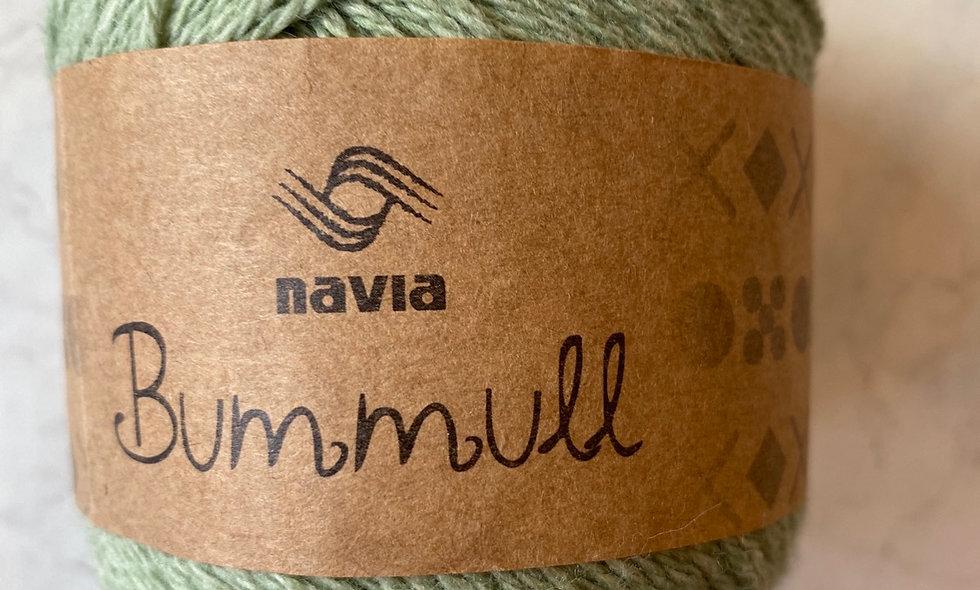 NAVIA Bummull (lysegrøn)