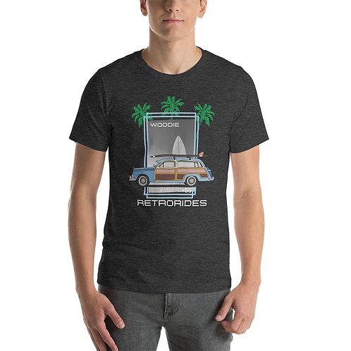Woody Short-Sleeve Unisex T-Shirt