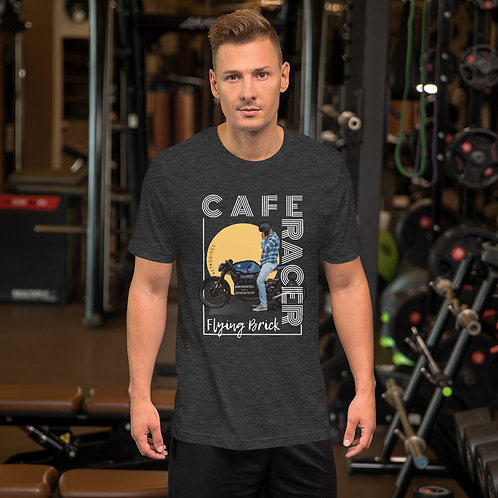 Cafe Short-Sleeve Unisex T-Shirt