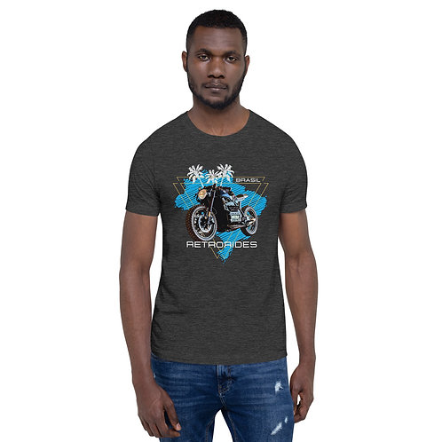 Brasil Short-Sleeve Unisex T-Shirt