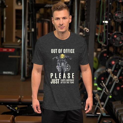 Office Short-Sleeve Unisex T-Shirt