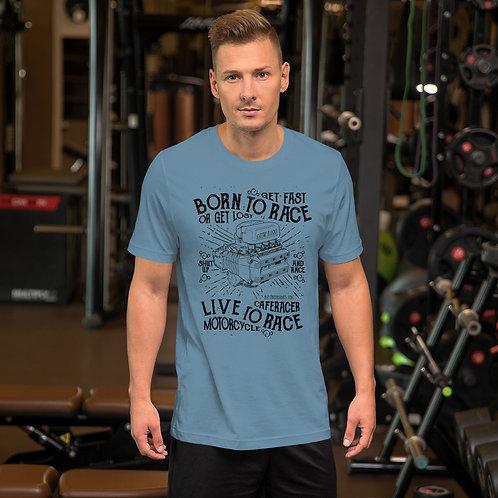 Engine Short-Sleeve Unisex T-Shirt