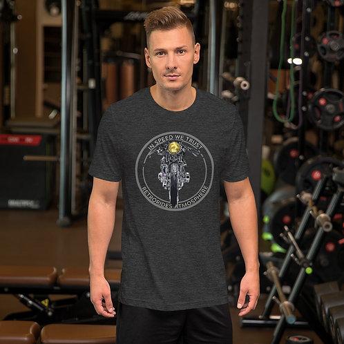 Speed Short-Sleeve Unisex T-Shirt