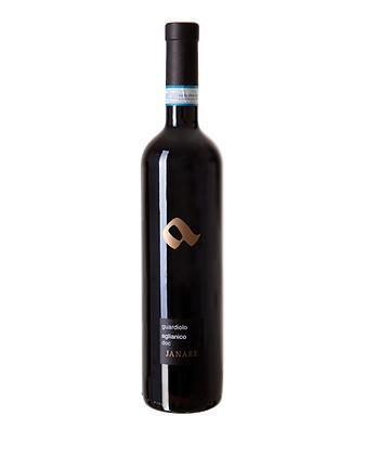 """LaGuardiense - AGLIANICO """"SANNIO DOP"""" GUARDIOLO 2016 Red Wine"""