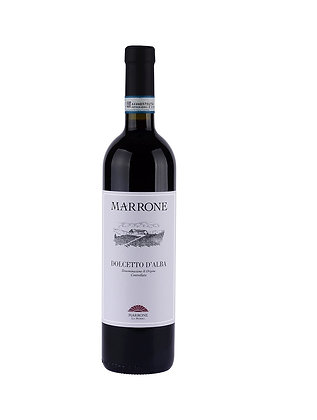 MARRONE - DOLCETTO D'ALBA doc 紅酒 2017