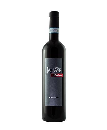"""LUCCHERO AGLIANICO """"SANNIO DOP"""" 2015 Red Wine"""