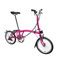 brompton hot pink believe