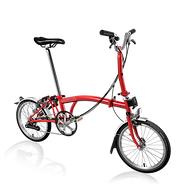 brompton red believe