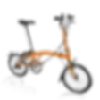 brompton orange believe