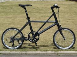 FXα-黒鉄スパークマット&ブラック