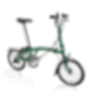 brompton racing green believe