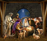 Hope was Placed in a Manger