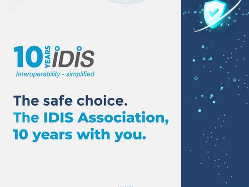 IDIS 10 YEARS