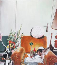 Chats et fauteuils (Katzen und Sessel) | 16 000 CHF (inkl. VAT)