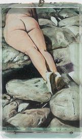 Femme sur caillous(Frau auf Kieselsteinen) - RABL194 | 1 200 CHF (inkl. VAT)