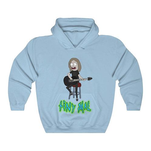 Tiny Mal Unisex Hooded Sweatshirt