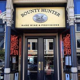 Bounty Hunter BBQ offers WaterMark Wine