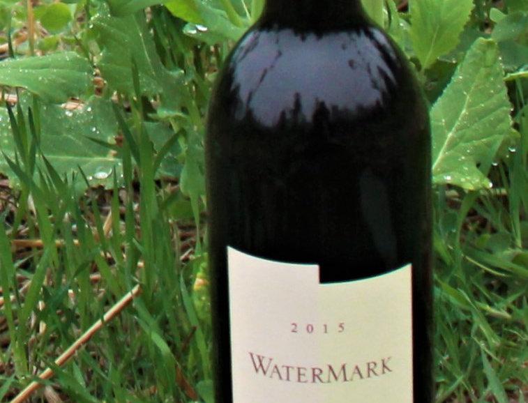 2015 WaterMark Mt Veeder Cabernet