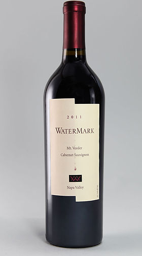WaterMark Wine Mt Veeder Cabernet