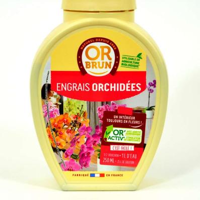 engrais orchidées 250 ml