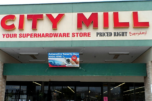 city mill. city mill hardware store -