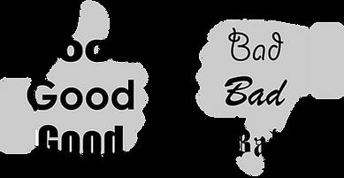 JR Promotions Good Bad Font.png