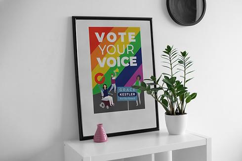 Poster on Desk PSD Mockup.png