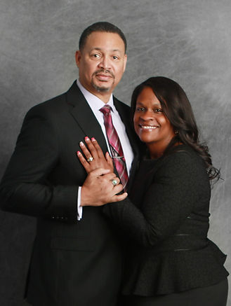 pastor trina and pastor eugene collier.j