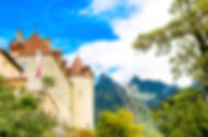 Gruyères Castle, Switzerland, onovita