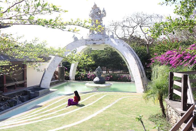 Uluwatu Temple. Bali. Ono Vita.